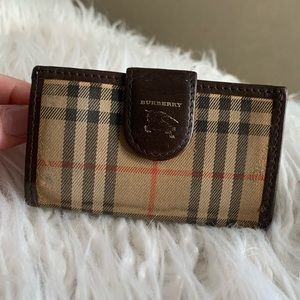 Burberry Key and Card Holder